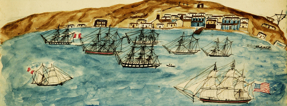 Mapping Pacific Voyages